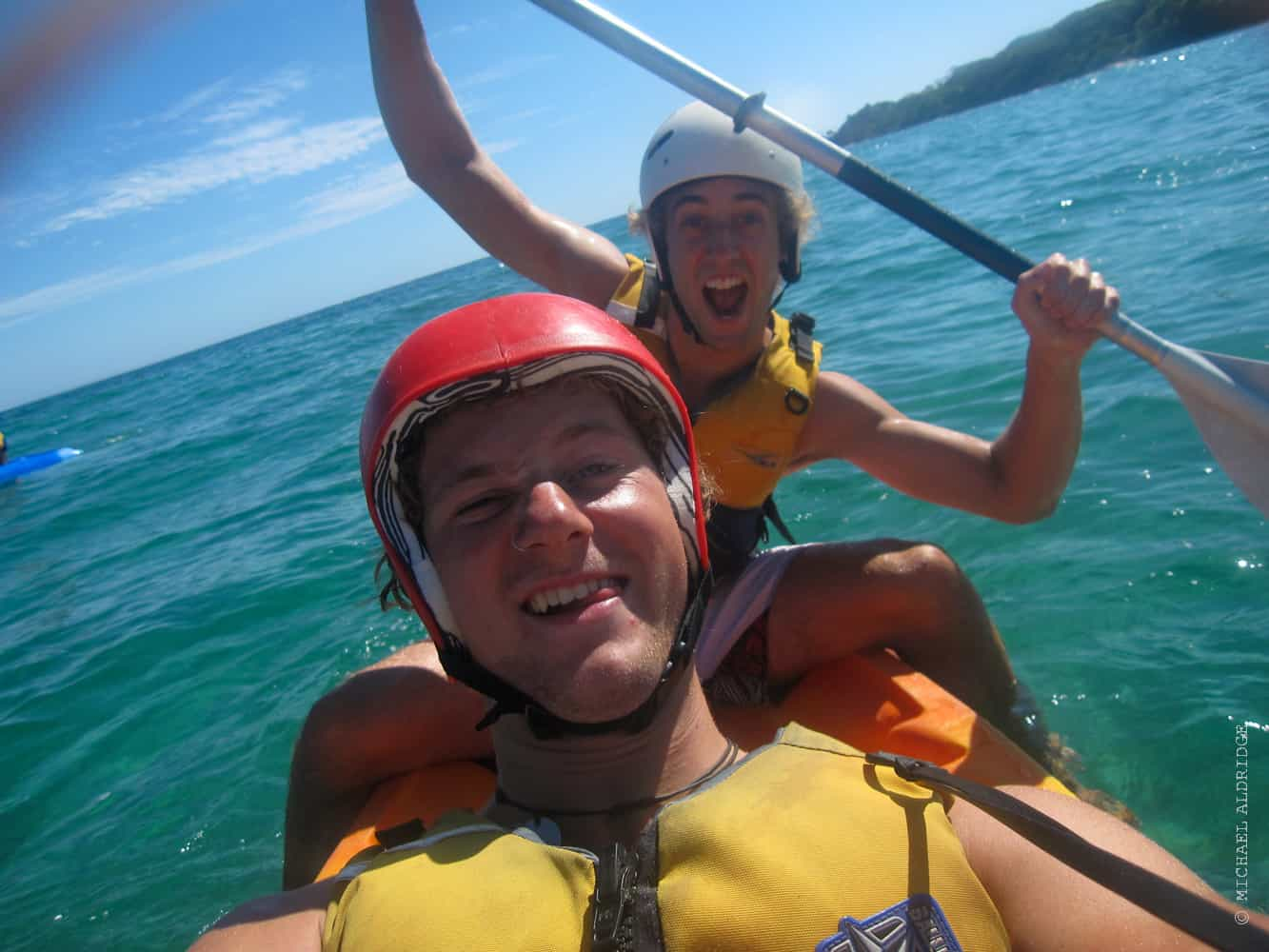 Awesome times Kayaking in Byron Bay