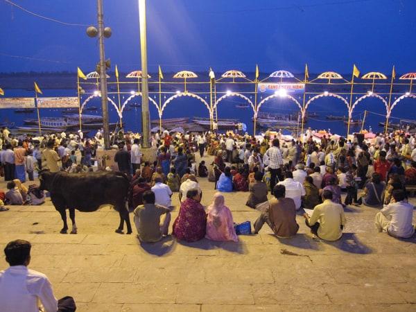 Steps in Varanasi
