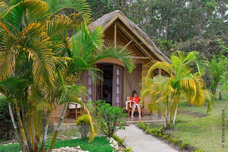 Grace Lodge in Madagascar Rainforest