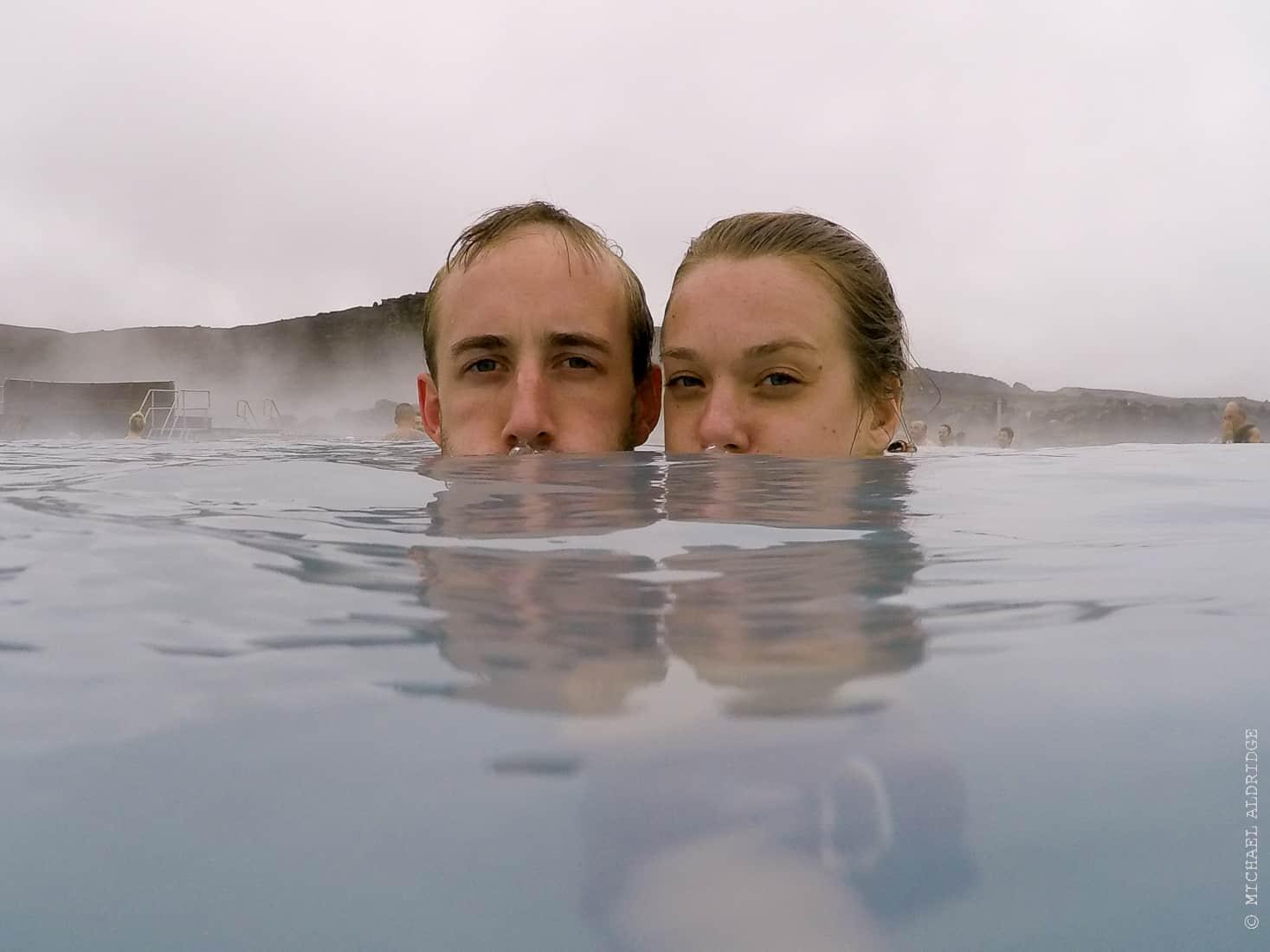 Myvatn Nature Baths, Spa, Iceland