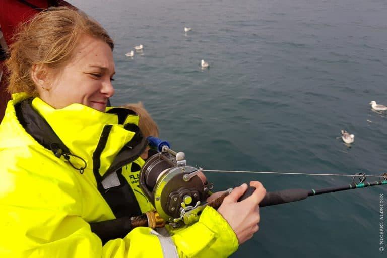 Akureyri Deep Sea Fishing, North Iceland