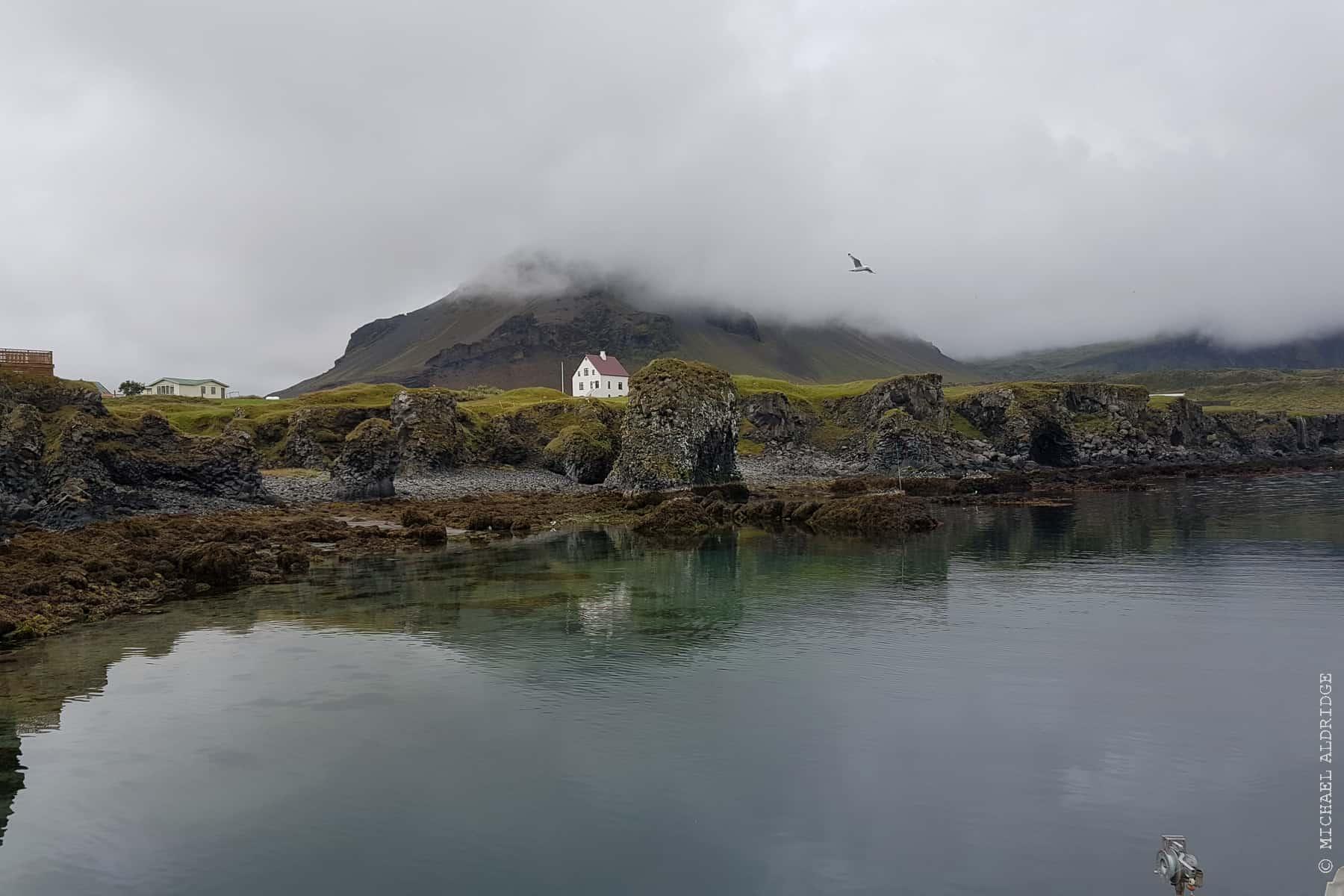 Snaefellsnes Peninsula, Western Iceland