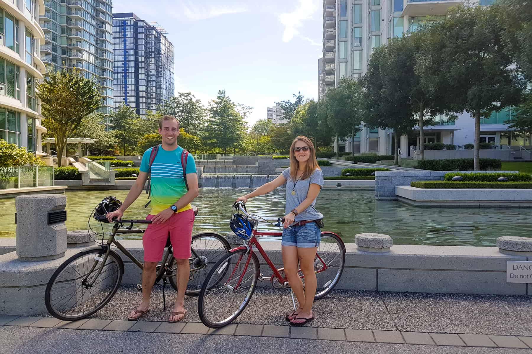 Vancouver City Bikes