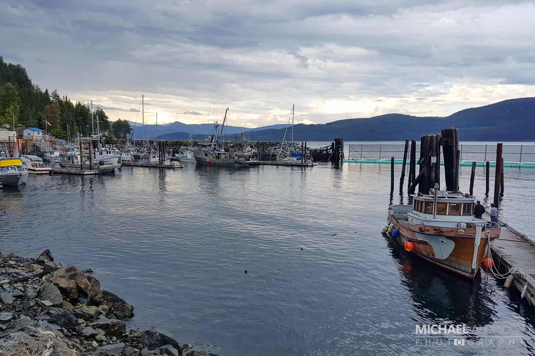Sayward Harbour, BC