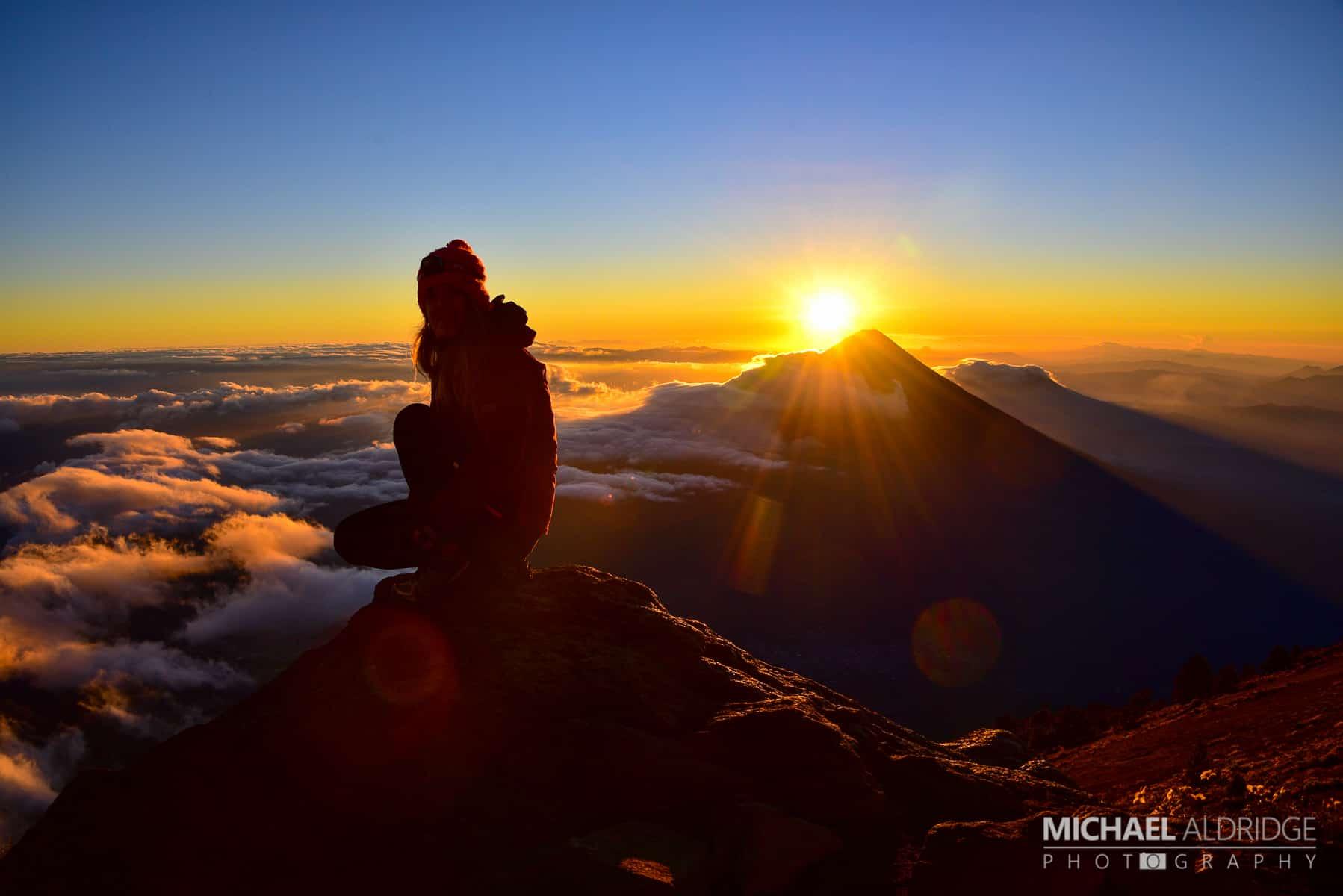 Dora Acatenango Sunrise