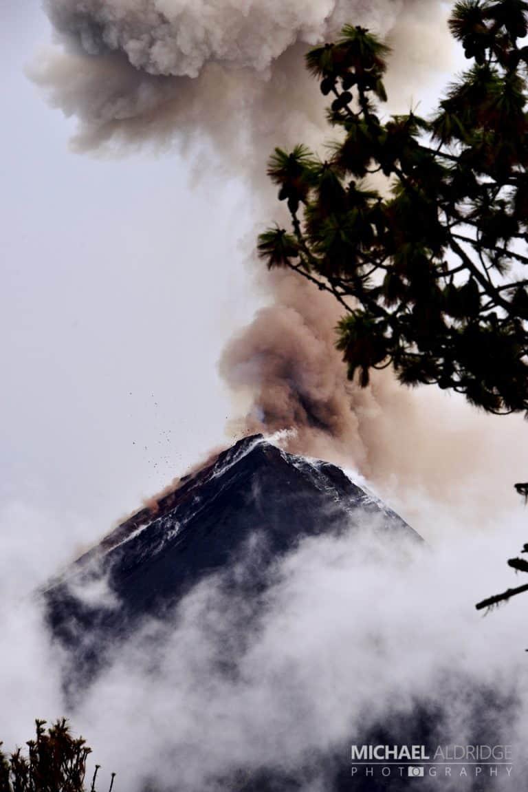 Volcan de Fuego 2