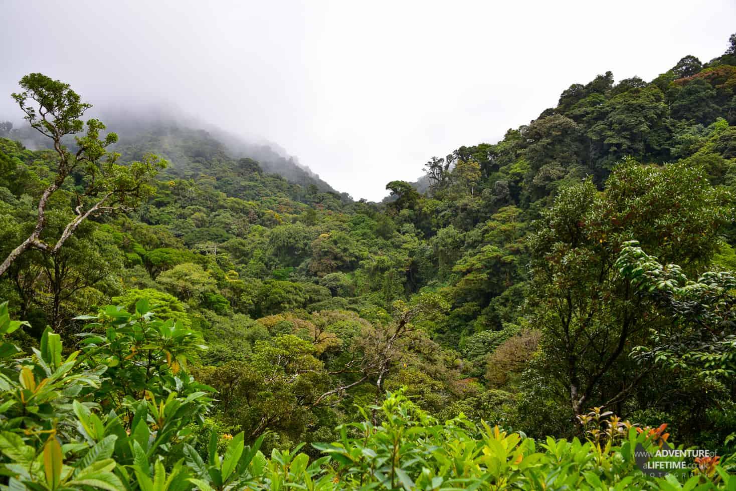 Costa Rica - Tectonic Plates