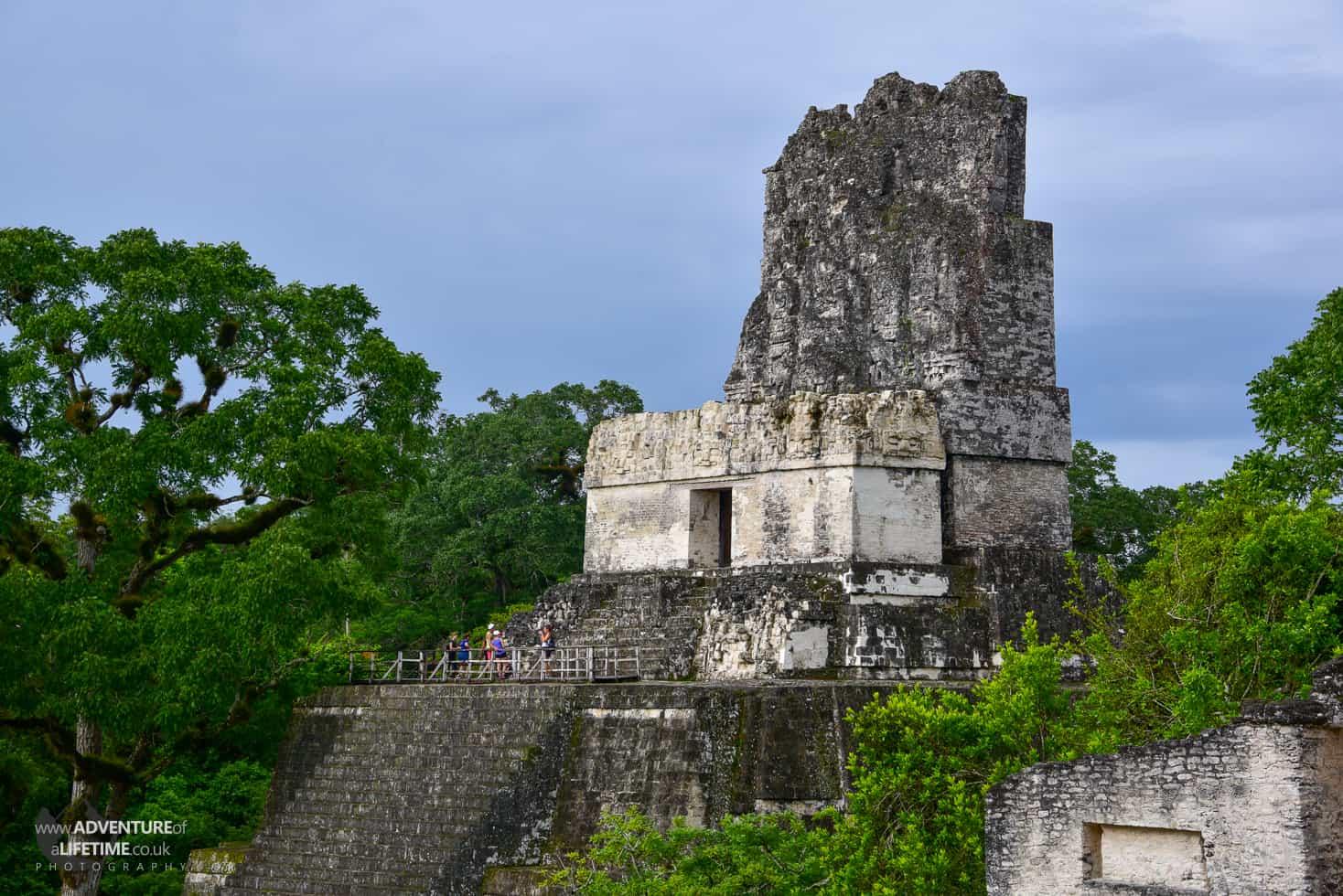 Guatemala - Tikal Ruin