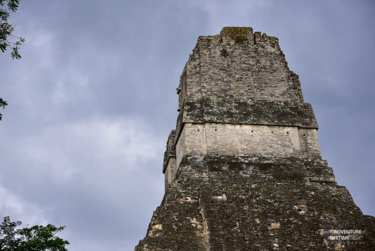 Guatemala - Tikal close up