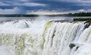 Behold, The Mighty Iguazu Falls