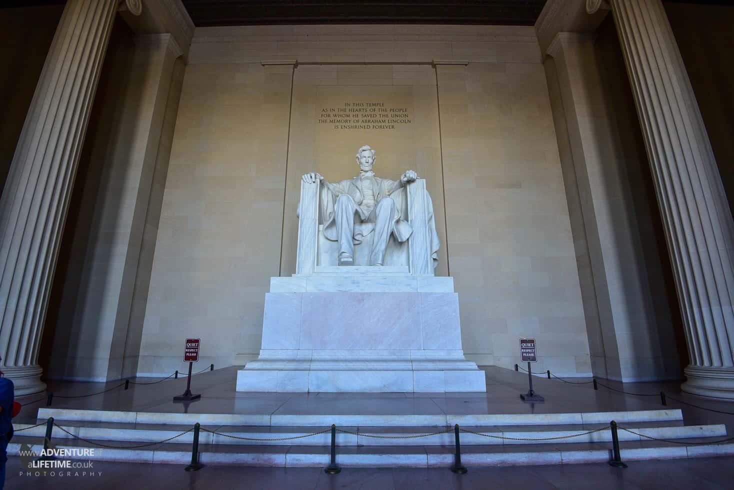 Lincoln Memorial- Washington DC