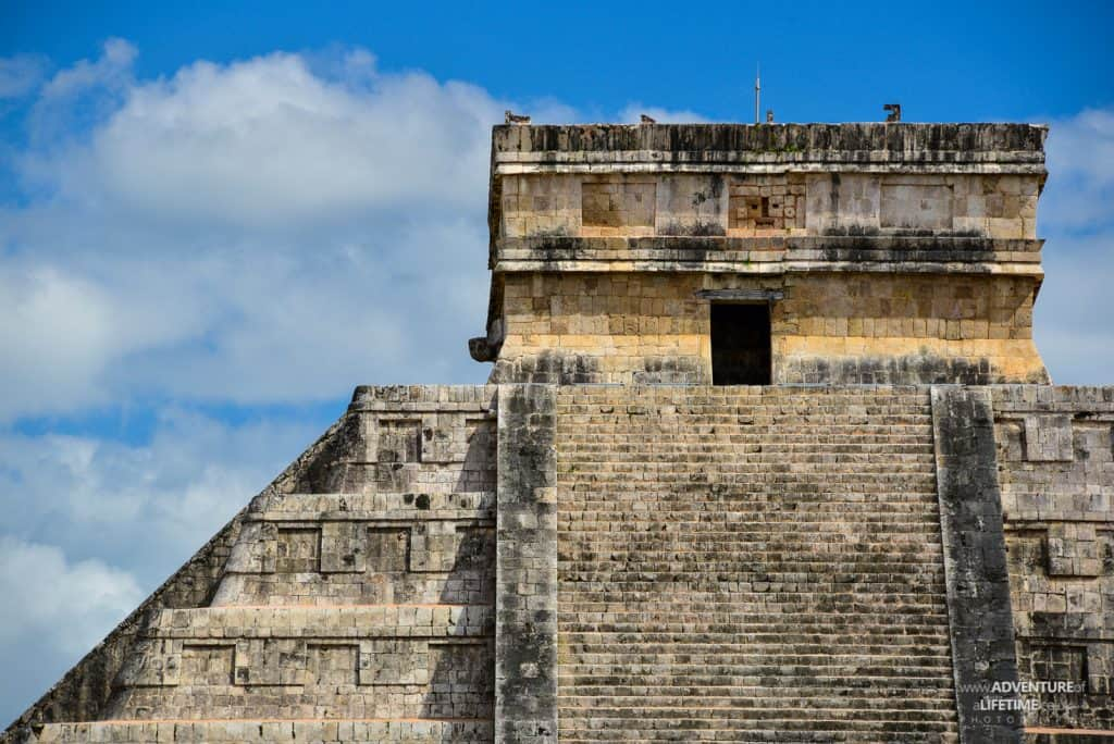 Mexico - Chichen Itza close up
