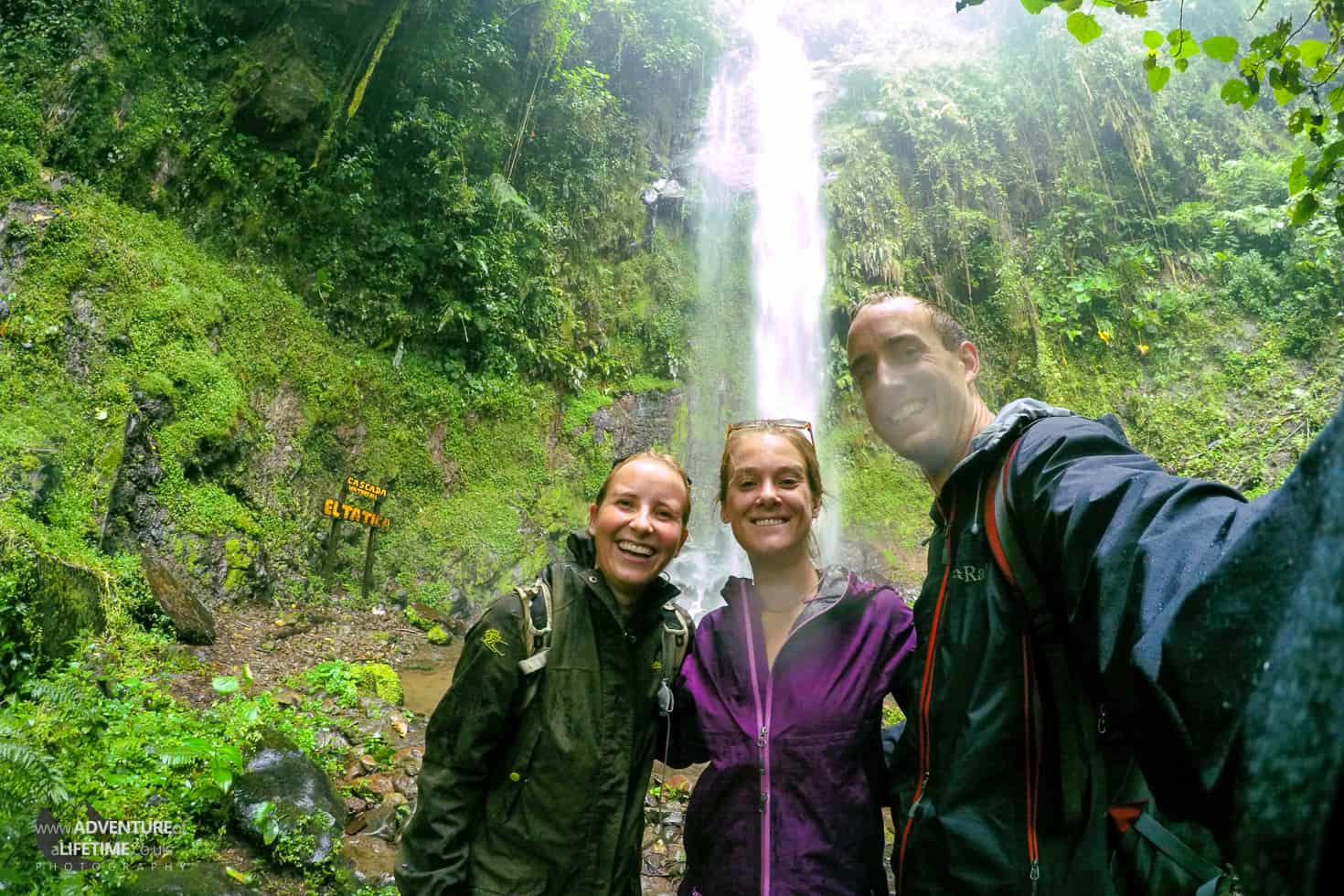 Lost Waterfalls Hike, Boquete