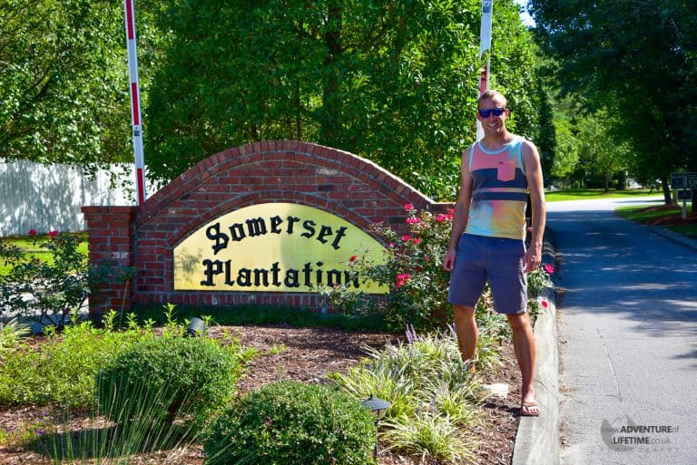 Somerset Plantation - North Carolina