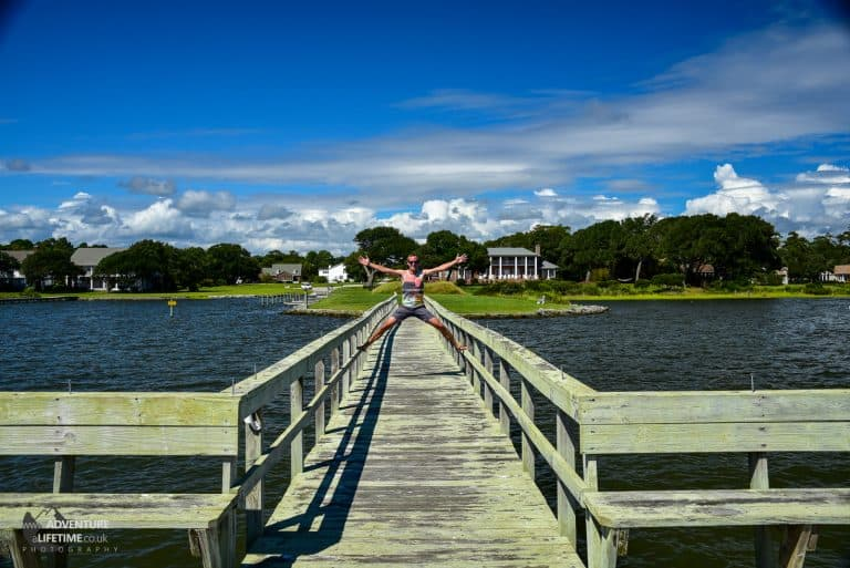 Somerset Plantation Pier