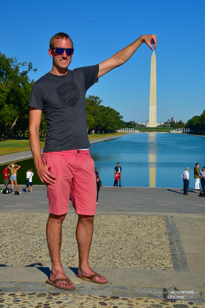 Michael Washington Monument