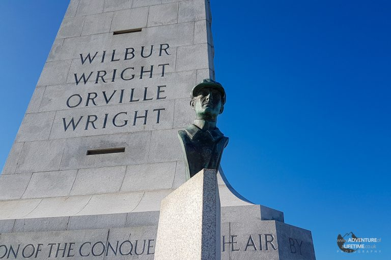 Wright Brother Memorial - North Carolina
