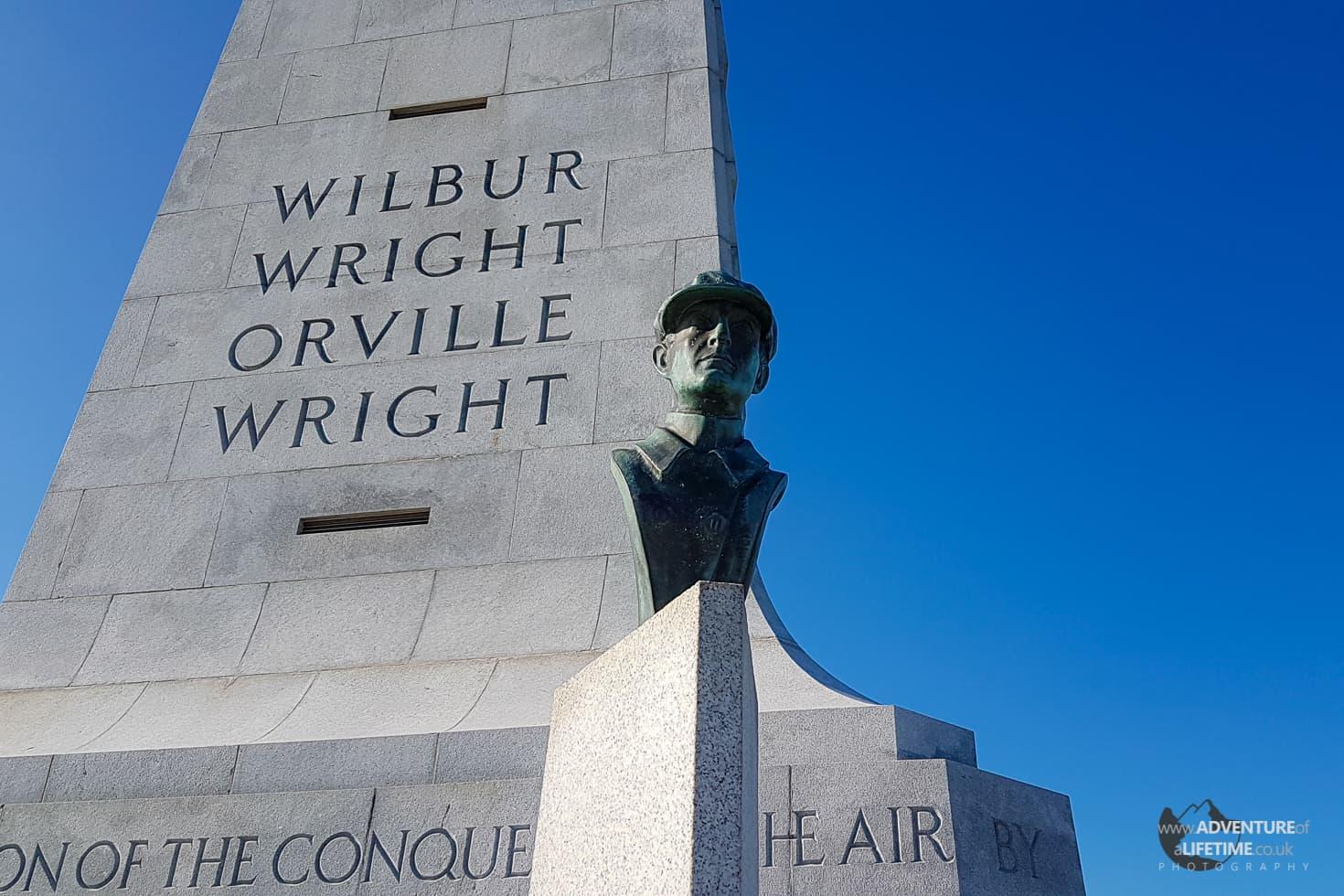 Wright Brother Memorial - North Carolina