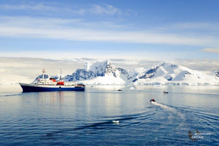 Antarctic Travel abroad the Ushuaia