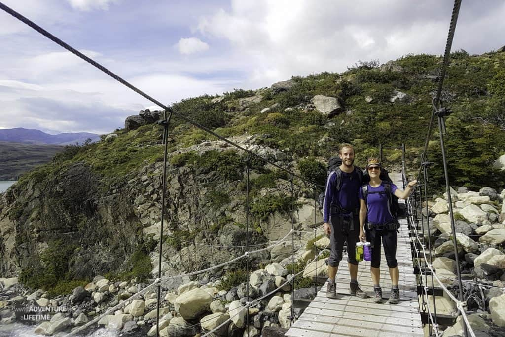 Hanging Bridges in Torres del Paine