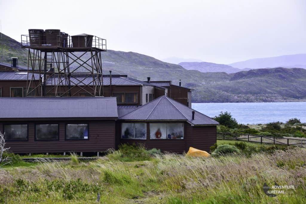 Paine Grande Campsite in Torres del Paine