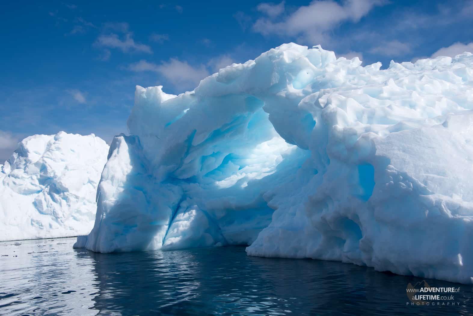 Iceberg in Paradice Bay