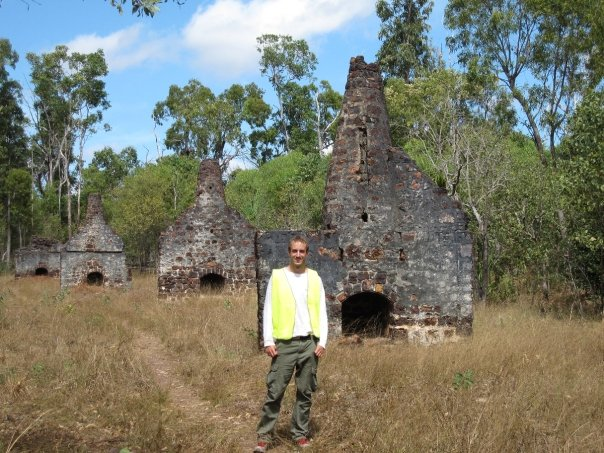 Old Ruins in Northern Territories
