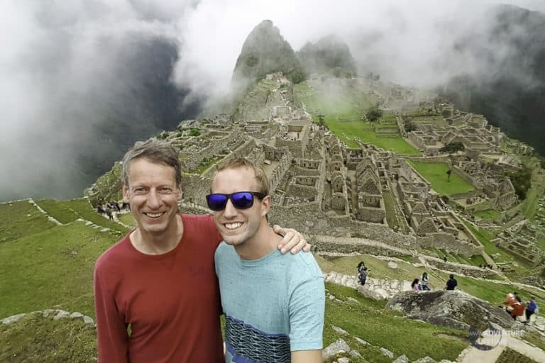 Birthday at Machu Picchu