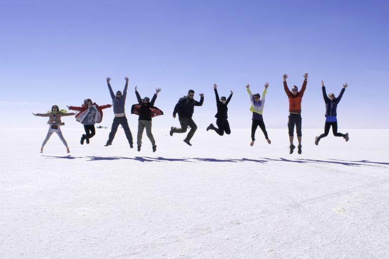Bolivian Salt Flats Group