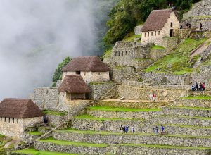 Clouds of Machu Picchu