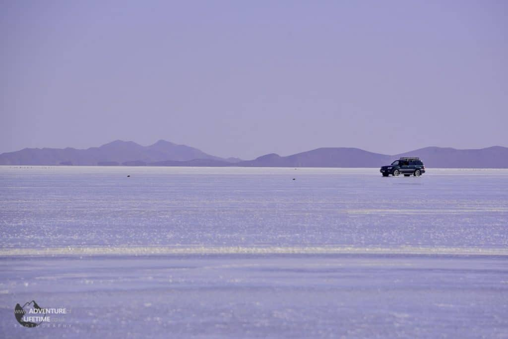 Crappy Salt Flats Reflections