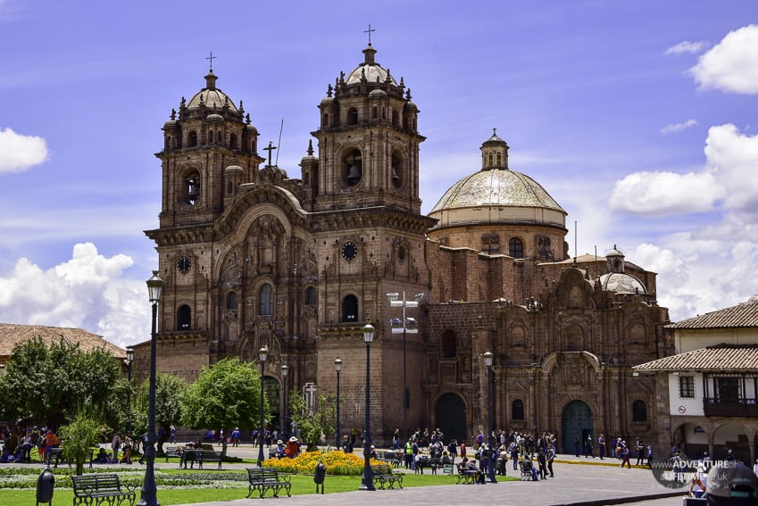 Cathedral Basilica of Our Lady of the Assumption, Cusco