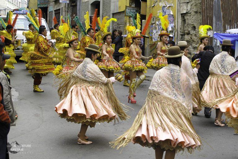 La Paz Parade