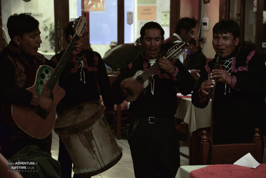 Peruvian Flute Band