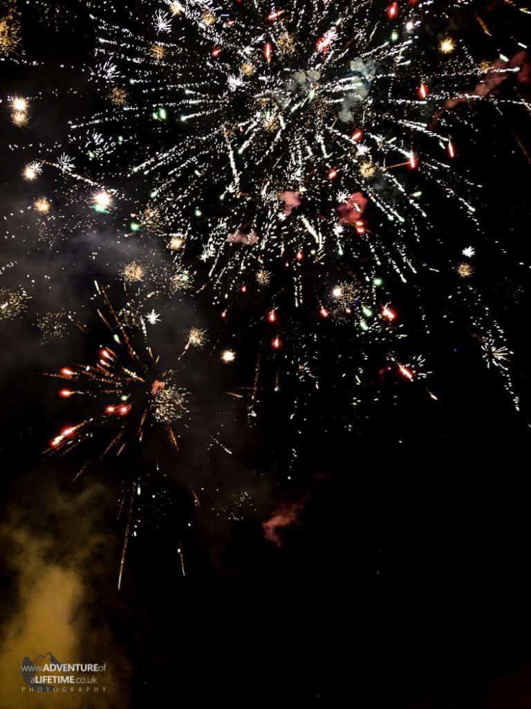 Puno Fireworks