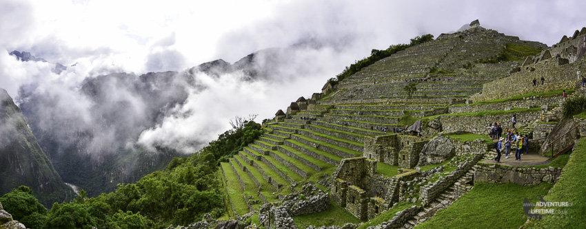 Stitch Machu Picchu