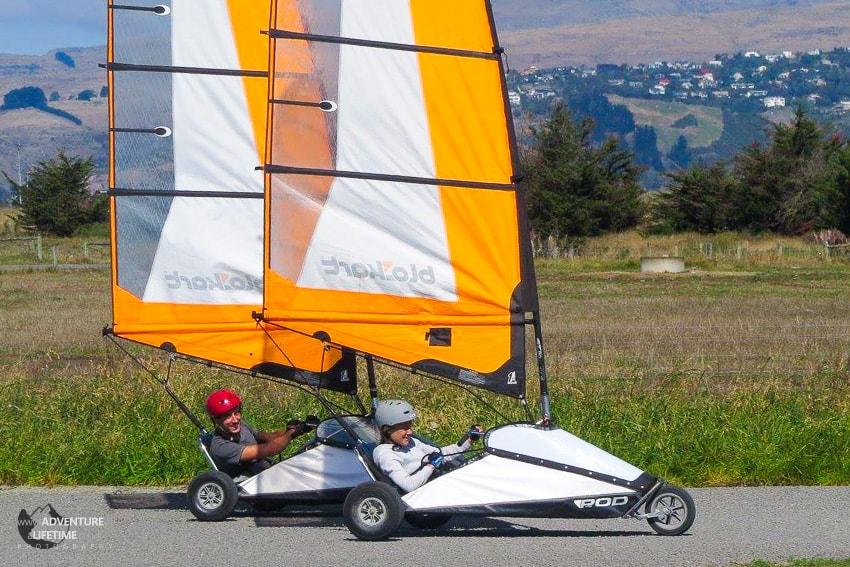 BloKarts Racing in Christchurch