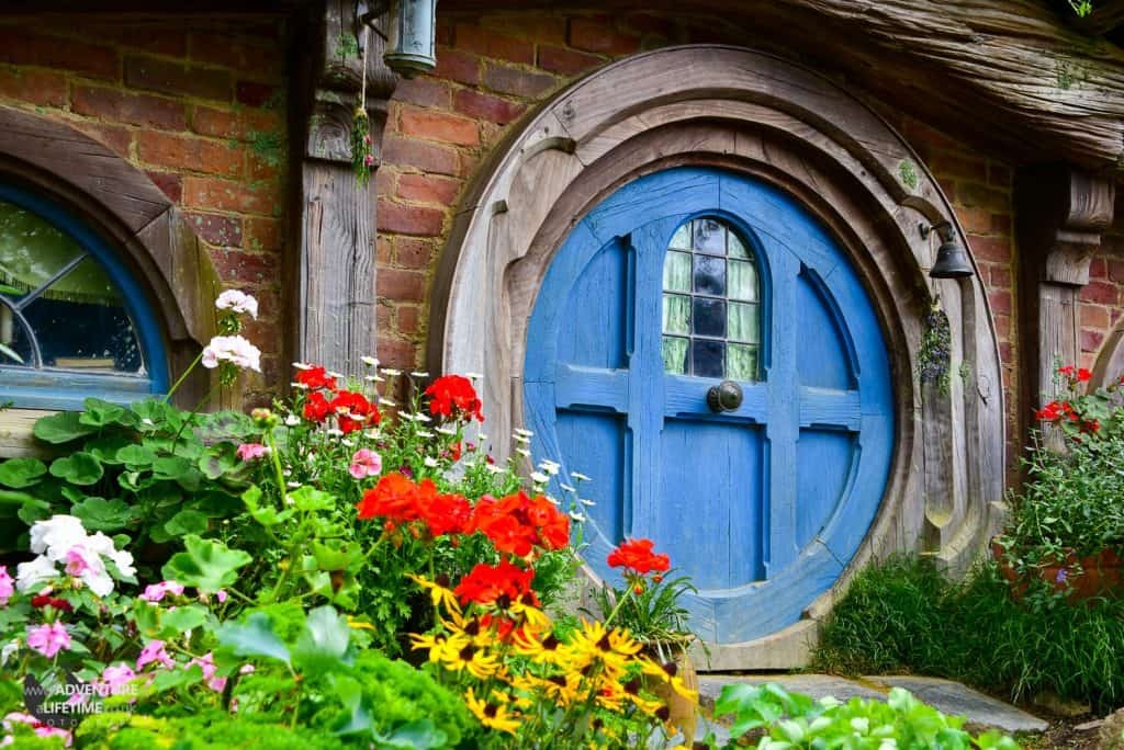 Blue Door, Hobbit Home