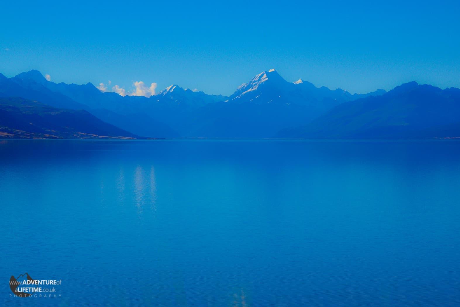 Blue Lake Pukaki