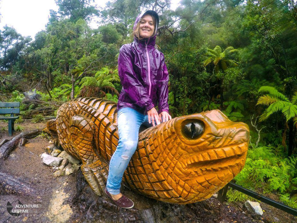Dora the Lizard Rider