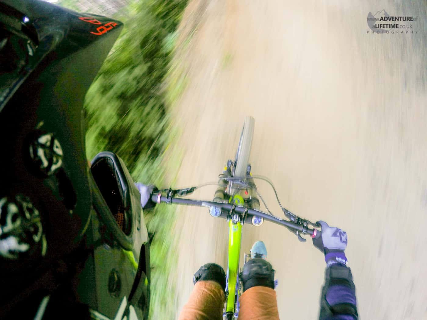 Downhill Mountain Biking in Queenstown