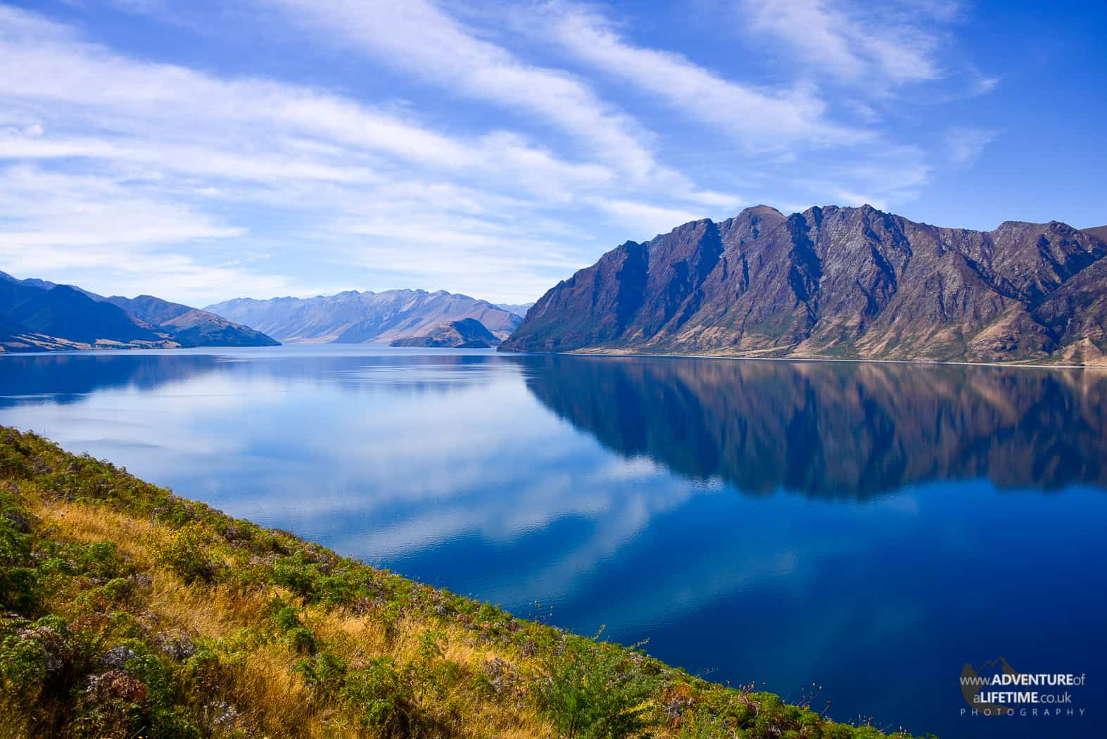 Lake Hawea Mirror Lake
