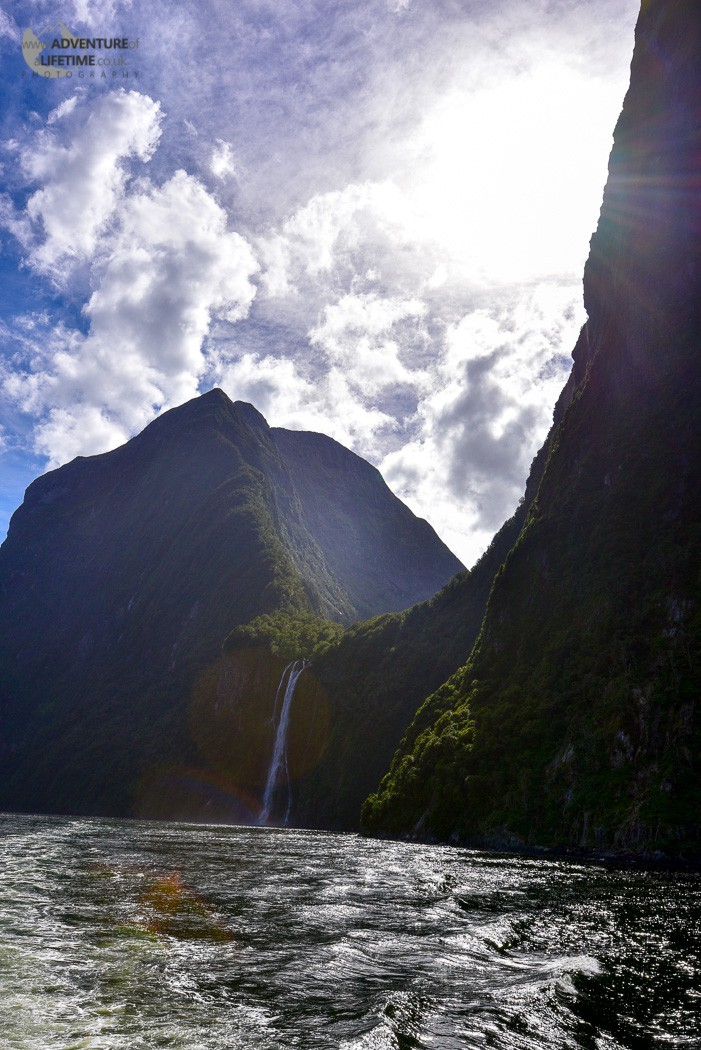 Milford Sound Valley