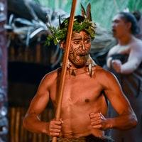 The Haka, Mitai Maori Village