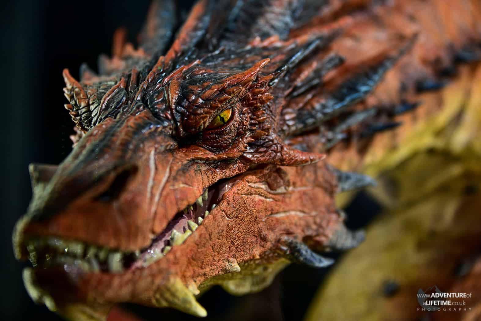 Weta Workshop Smaug the Dragon