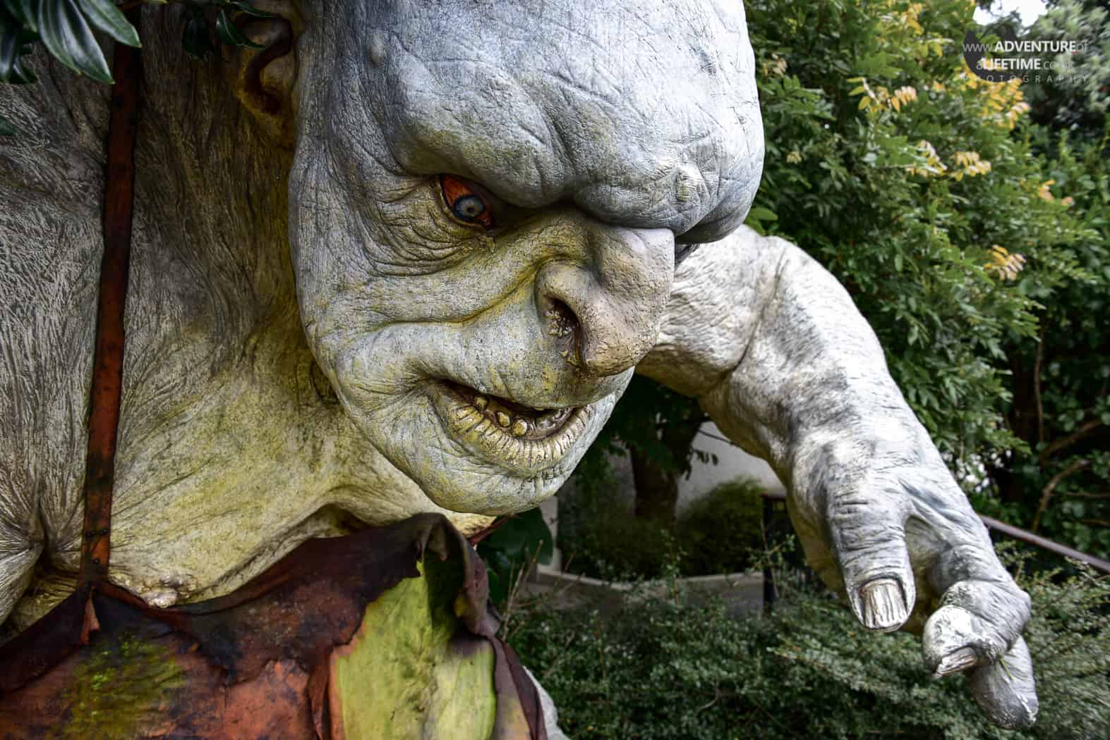 Weta Workshop Troll