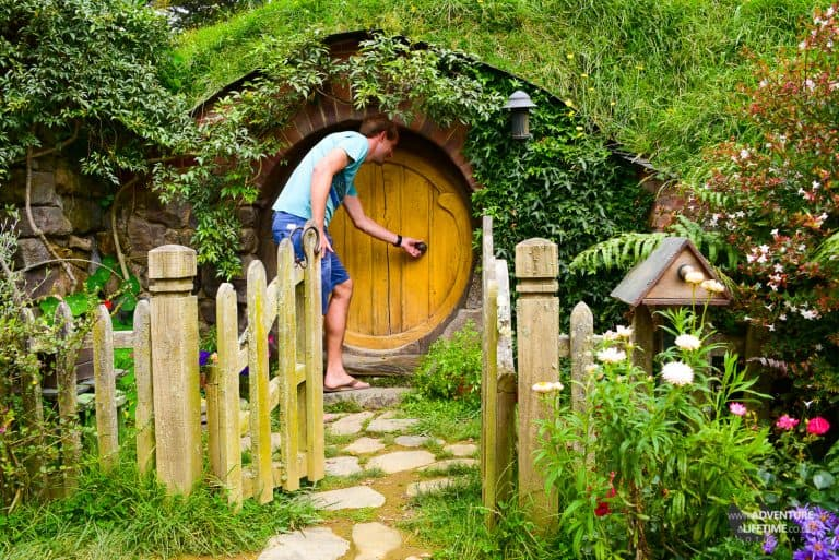 Yellow Door, Hobbit Home