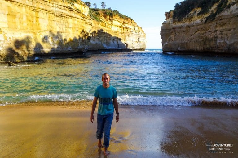 Beach Time from Great Ocean Road