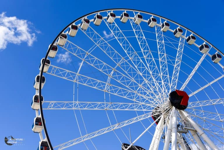Brisbane Ferries Wheel