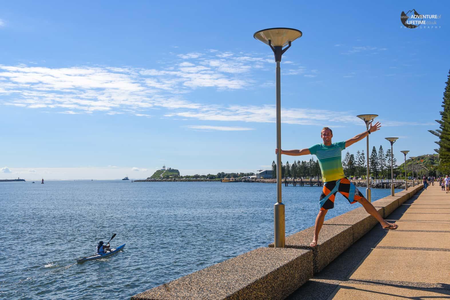 Newcastle Australia Waterfront